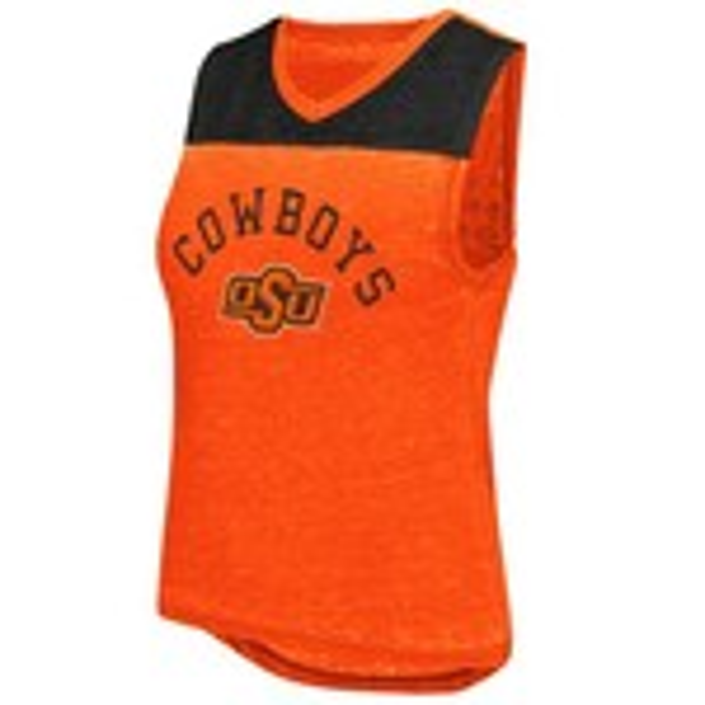 Colosseum Athletics Women's NCAA Team Kiss Cam Tank Top