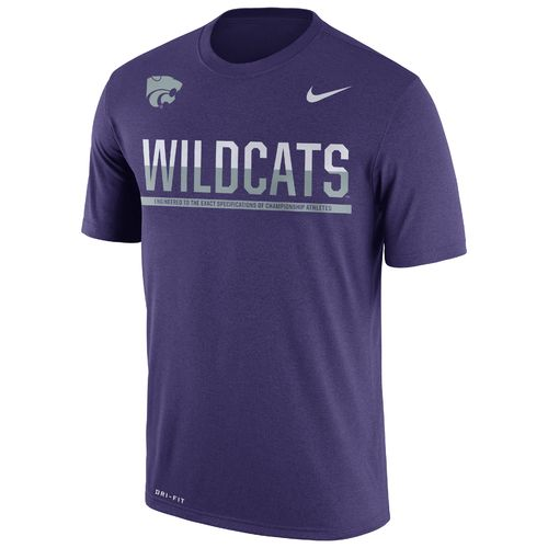 Nike™ Men's Kansas State University Legend Staff T-shirt