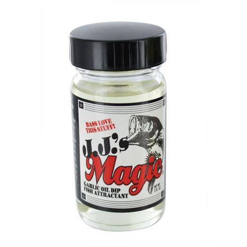 JJ's Magic Dippin Dye 2 oz. Bass Attractant