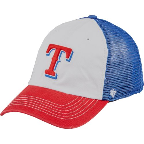 '47 Texas Rangers McKinley Closer Cap