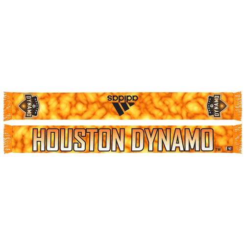 adidas™ Men's Houston Dynamo Sublimated Scarf