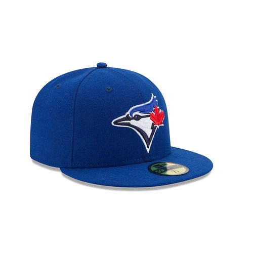 New Era Men's Toronto Blue Jays 2016 59FIFTY Cap - view number 3