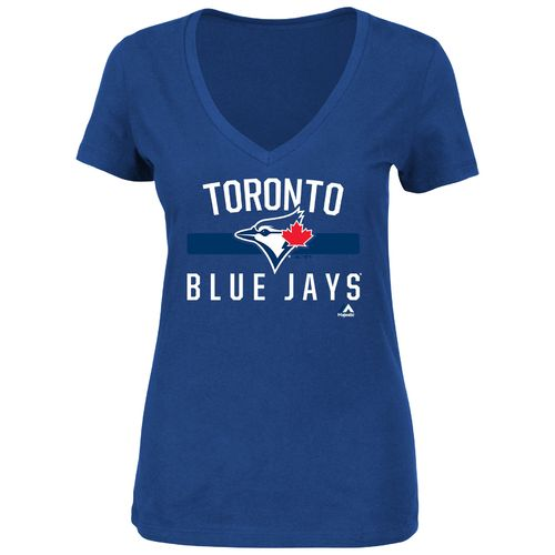 Majestic Women's Toronto Blue Jays One Game at a Time T-shirt