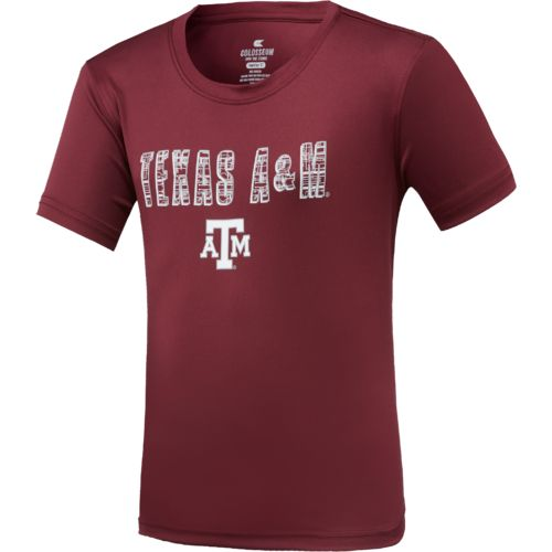 Colosseum Athletics Toddlers' Texas A&M University Dino League T-shirt