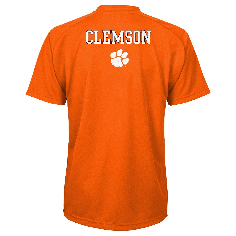 Gen2 Boys 39 Clemson University Mascot Performance T Shirt