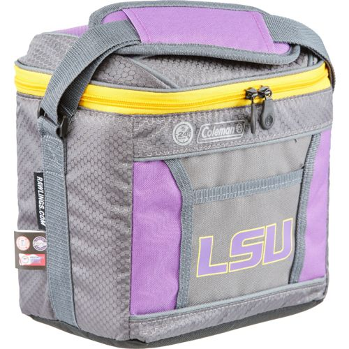 Coleman™ Louisiana State University 9-Can Soft-Sided Cooler - view number 1