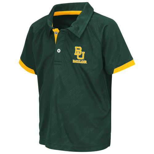 Colosseum Athletics™ Toddlers' Baylor University Spiral Polo Shirt