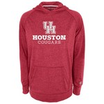 Champion™ Men's University of Houston Raglan Pullover Hoodie