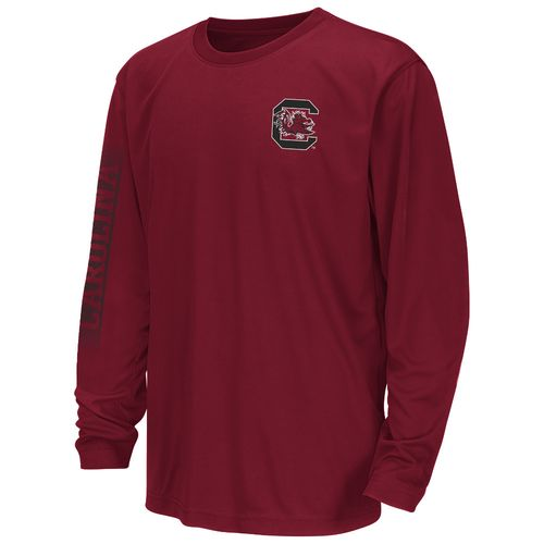 Colosseum Athletics™ Juniors' University of South Carolina Long Sleeve T-shirt