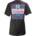 Three Squared Juniors' University of Kentucky Knotty Tide T-shirt