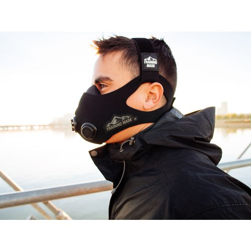 Training Mask 2.0 Black Out Respiratory Training Device - view number 3