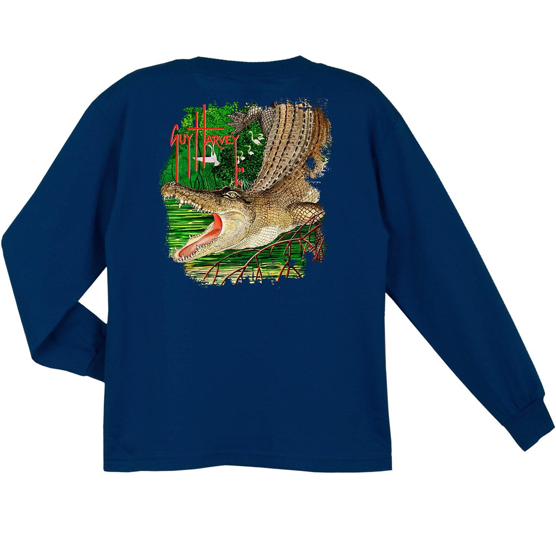 Guy Harvey Kids' The Marsh T-shirt