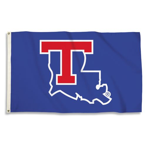 BSI Louisiana Tech University 3'H x 5'W Flag - view number 1