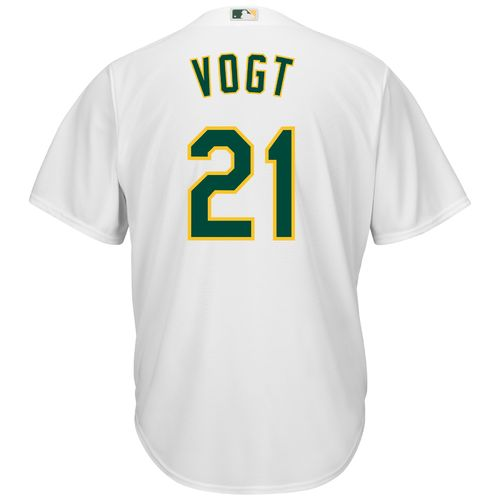 Majestic Men's Oakland Athletics Stephen Vogt #21 Cool Base Replica Jersey