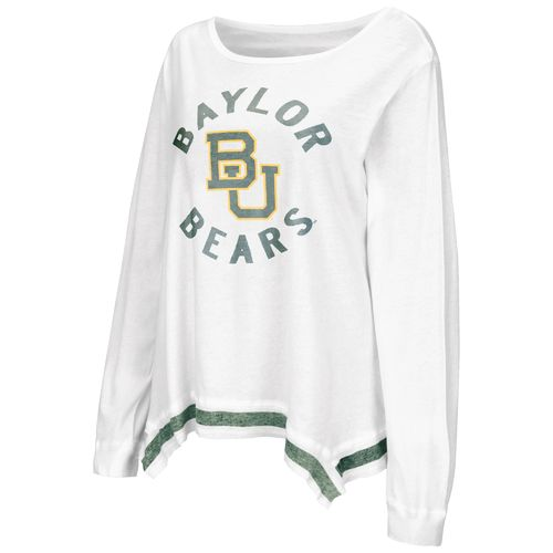 Touch by Alyssa Milano Women's Baylor University End Zone Top