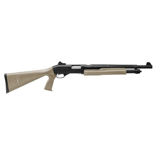 Savage Arms® Stevens 320 Security 12 Gauge Pump Shotgun with Heat Shield