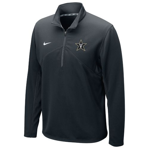 Nike™ Men's Vanderbilt University Dri-FIT Training 1/4 Zip Top