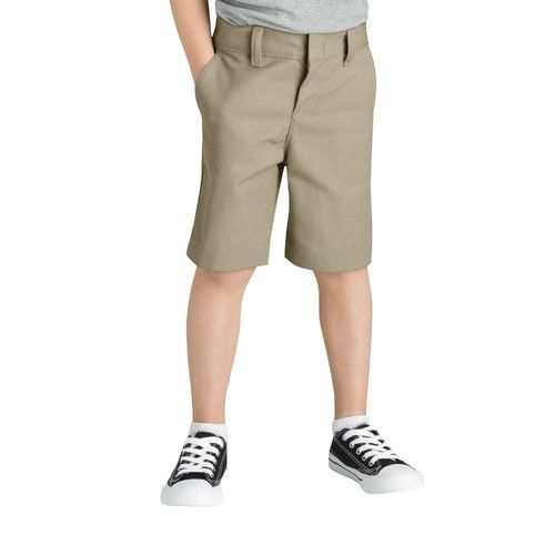 Display product reviews for Dickies Boys' FlexWaist Flat Front Short