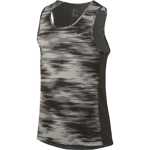 Nike Men's Breathe Miler Running Tank Top - view number 1