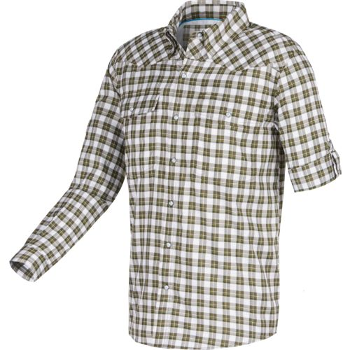 Magellan Outdoors™ Men's Pecos River Long Sleeve Fishing Shirt