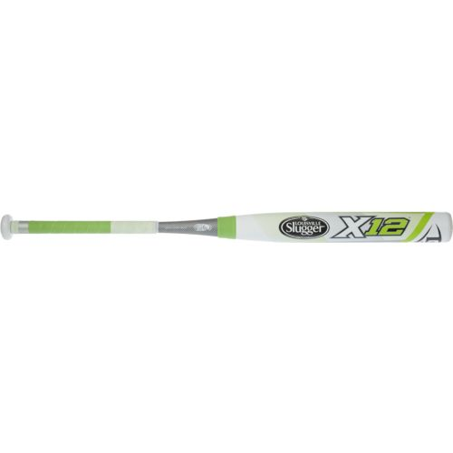 Louisville Slugger Adults' X12 Composite Fast-Pitch Softball Bat -12 - view number 3