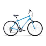 Diamondback Men's Edgewood 700c 21-Speed Comfort Hybrid Bike - view number 2