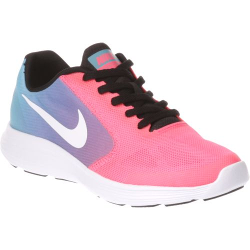 Nike Girls' Revolution 3 Running Shoes - view number 2