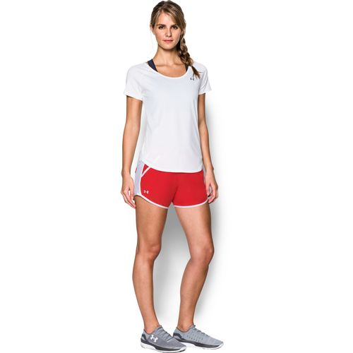 Under Armour Women's Fly By Running Short - view number 6