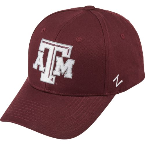 Zephyr Men's Texas A&M University Staple Cap