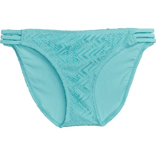O'Rageous Juniors' Crochet Bikini Swim Bottom