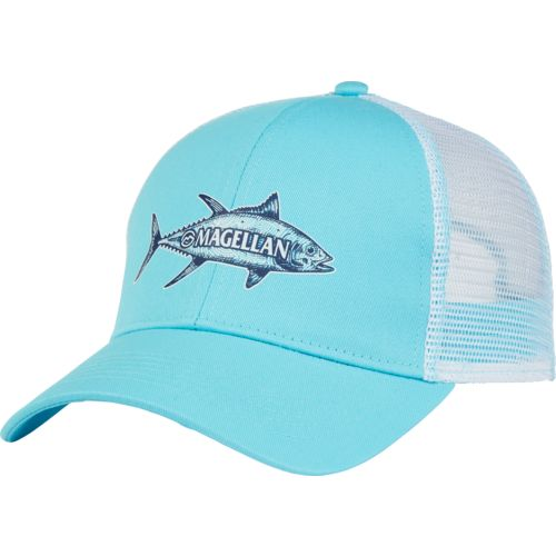 Magellan Outdoors Men's Sketched Tuna Trucker Cap - view number 2