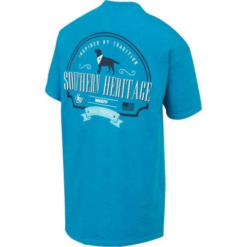 Southern Heritage Men's Short Sleeve Pocket T-shirt