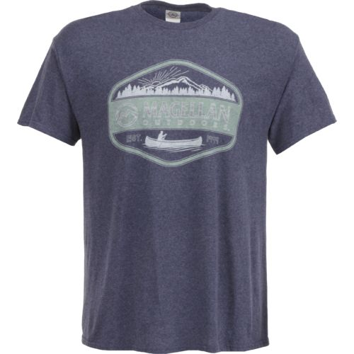 Display product reviews for Magellan Outdoors Men's Canoe Patch T-shirt