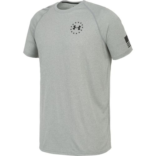 Under Armour Men's Freedom Tech T-shirt