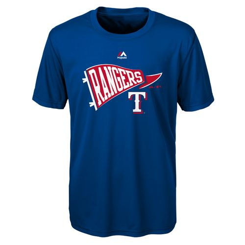 MLB Toddlers' Texas Rangers Team Pennant T-shirt