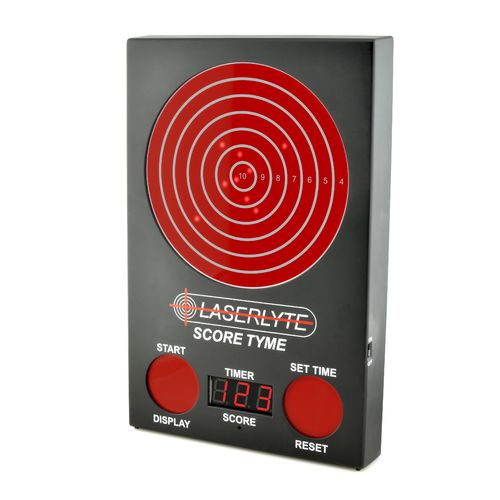 LaserLyte Score Tyme Laser Trainer Target - view number 1