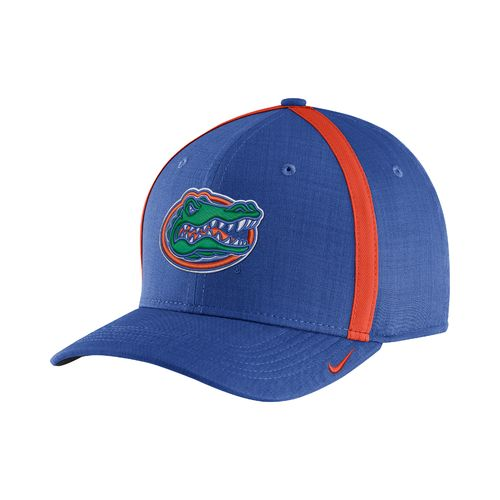 Nike Men's University of Florida AeroBill Sideline Coaches Cap
