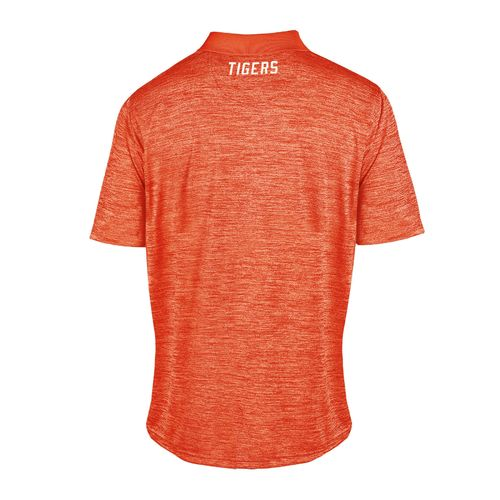 Champion™ Men's Clemson University Synthetic Colorblock Polo Shirt - view number 2