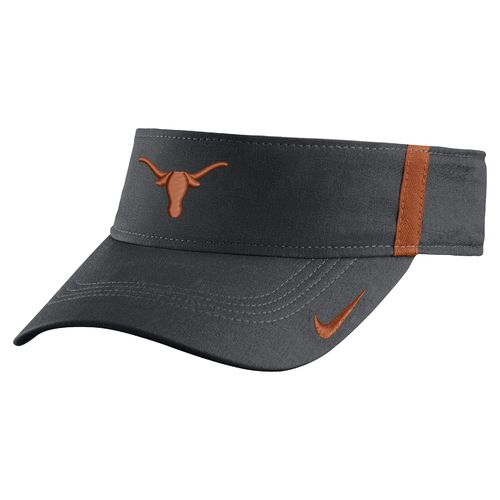 Nike Men's University of Texas AeroBill Sideline Visor