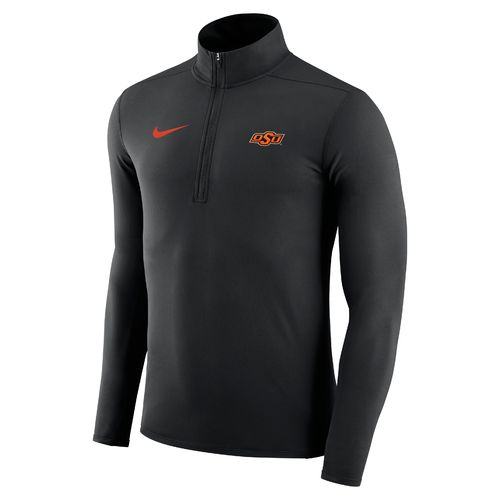 Nike Men's Oklahoma State University Element 1/4 Zip Pullover