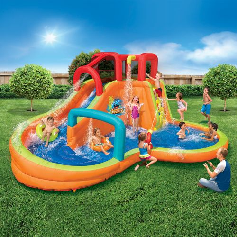 Water Parks & Slides