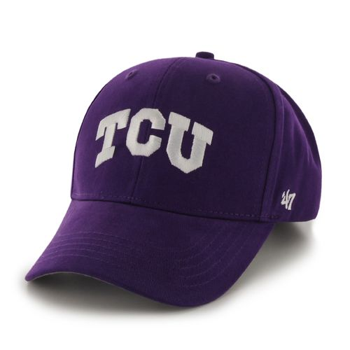 '47 Texas Christian University Youth Basic MVP Cap - view number 1
