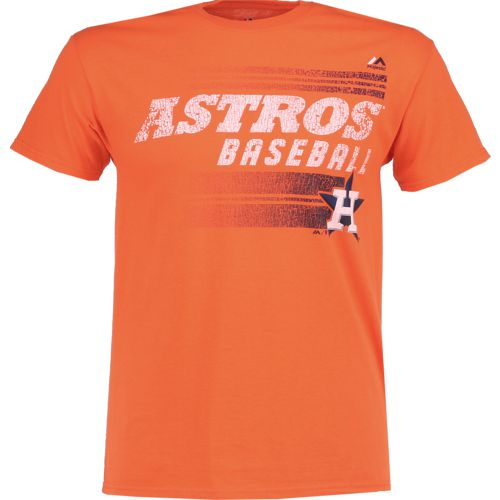 Majestic Men's Houston Astros Turning the Tables T-shirt - view number 1