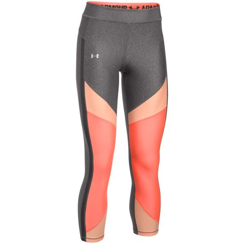 Under Armour Women's HeatGear Color Blocked Ankle Capri Pant - view number 1
