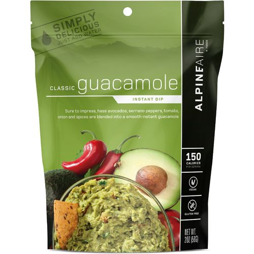 Katadyn Alpine Aire Foods Classic Guacamole 2 oz Instant Dip - view number 1