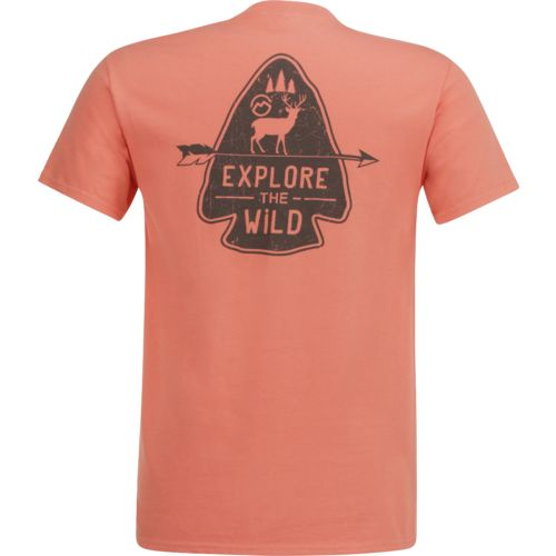 Magellan Outdoors Men's Short Sleeve Pocket T-shirt