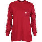 Three Squared Juniors' North Carolina State University Mystic Long Sleeve T-shirt - view number 1