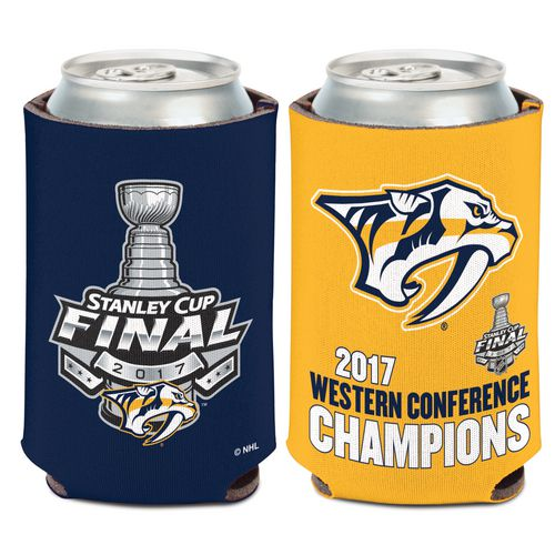 WinCraft Nashville Predators 2017 NHL Western Conferenc Champs Can Cooler