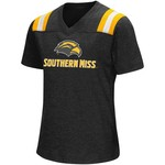Colosseum Athletics Girls' University of Southern Mississippi Rugby Short Sleeve T-shirt - view number 1