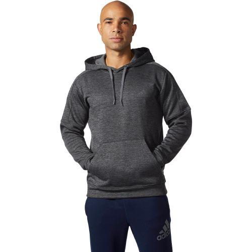 Display product reviews for adidas Men's Team Issue Fleece Pullover Hoodie
